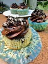 Cookies n cream cupcakes-2