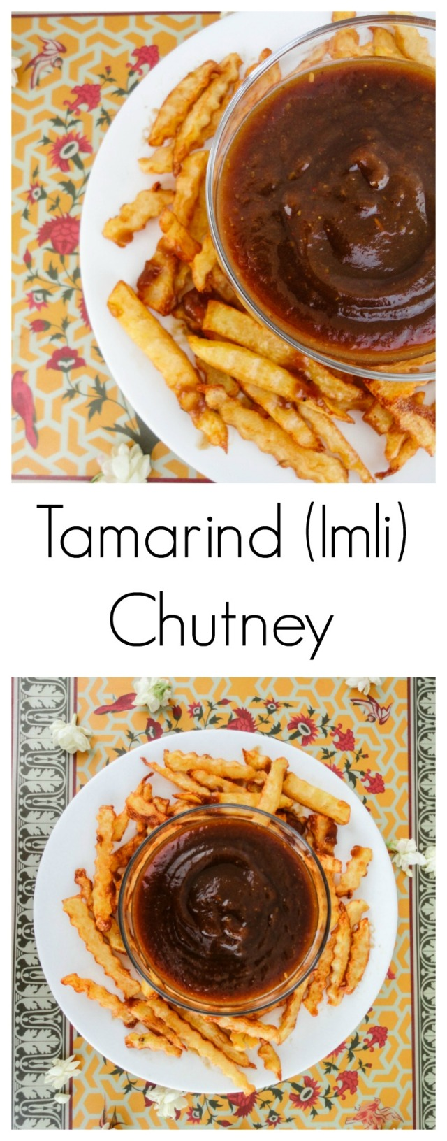 Sweet and tangy; this imli ki chutney is the perfect complement to all your iftari delicacies.
