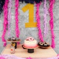 1st Blogiversary + CHOCOLATE CAKE