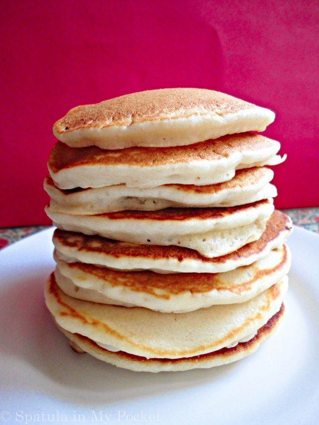 The Fluffiest Pancakes You Will Ever Eat