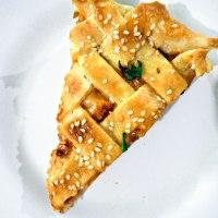 Stuffed Italian Pirazo Pie
