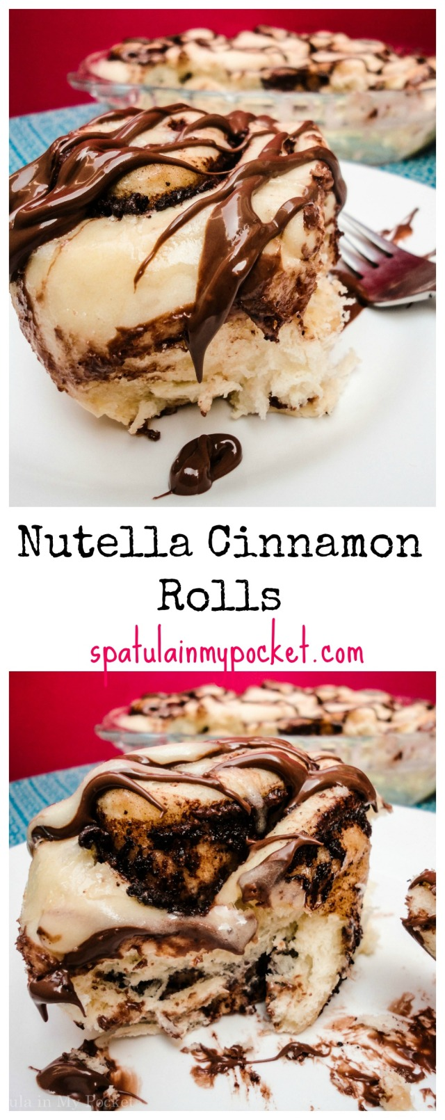 These cinnamon rolls are what dreams are made of! They'll leave you scraping the plate clean and wanting more.