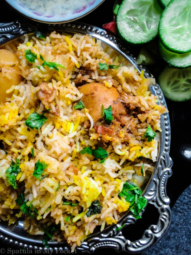 Biryani is the heartbeat of our nation and nothing feels better than knowing that you have mastered the art of making it. Recipe on the blog.