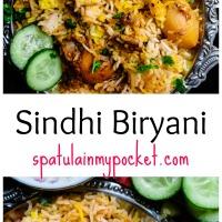 Sindhi Biryani
