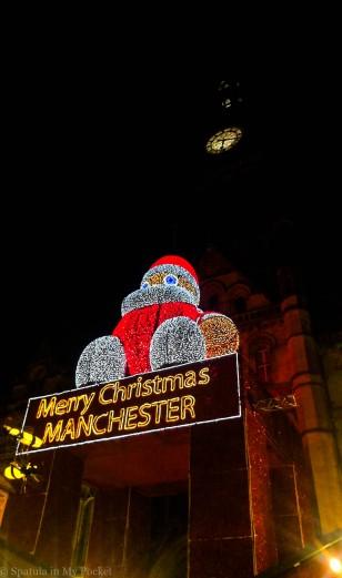 christmas manchester